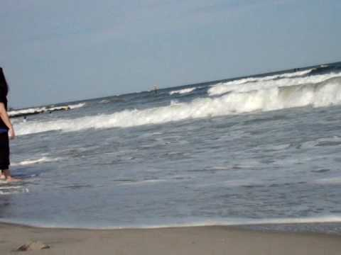 Atlantic City Beach & Waves