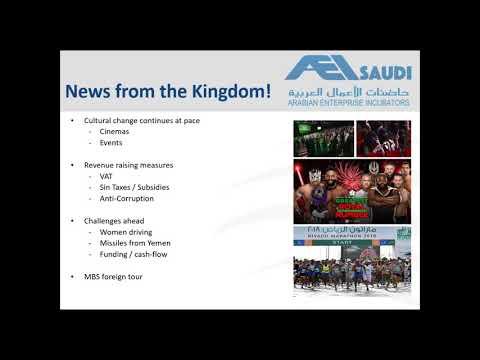 Saudi Arabia - Business Update - April 2018