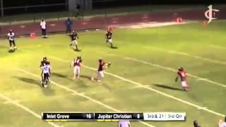 JCS vs Inlet Grove interception