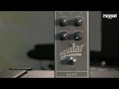 Aguilar Agro Bass Demo