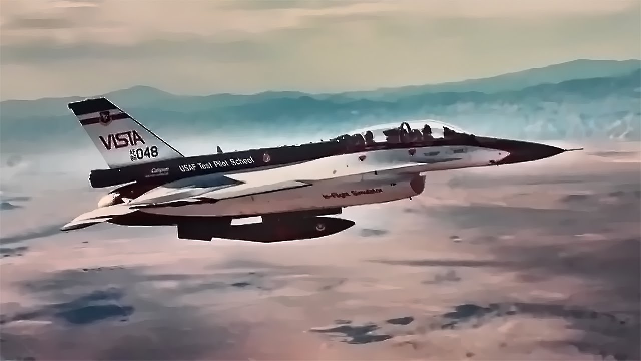 how to become an air force test pilot