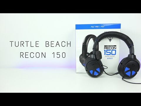 Turtle Beach Recon 150 Review!