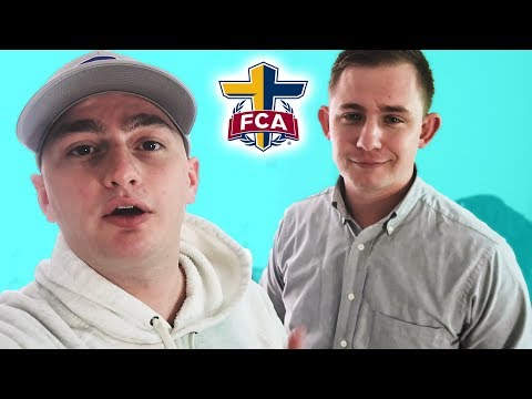 A SPECIAL VIDEO - FELLOWSHIP OF CHRISTIAN ATHLETES (FCA)