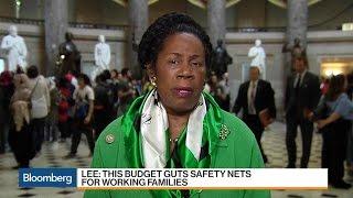 Rep. Sheila Jackson Lee Calls Trump Budget Cuts Cruel