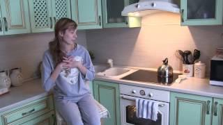 видео Кухня в стиле прованс