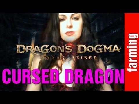 Dragon's Dogma DARK ARISEN Cursed Dragon SPAWNATHON XP Farming