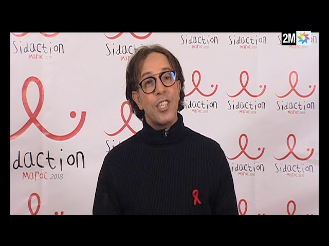 Appels aux dons Sidaction 2018 - said mouskir