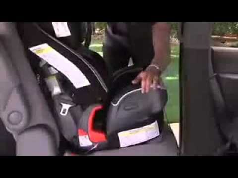 Graco Car Seat Nautilus Installation