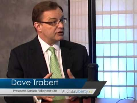 WichitaLiberty.TV: Kansas Policy Institute President Dave Trabert