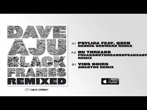 Dave Aju - Vins Noirs - Awanto3 remix