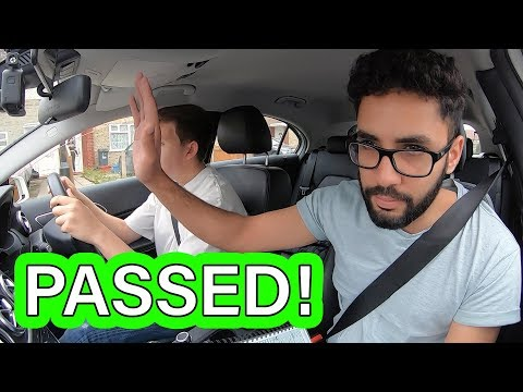 UK Driving test - How to Pass - Learner Driver Mock Test  - London Isleworth 2019