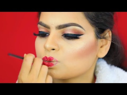 Indian Bridal Makeup | Step By Step Makeup For Beginners (Hindi) | Shruti Arjun Anand