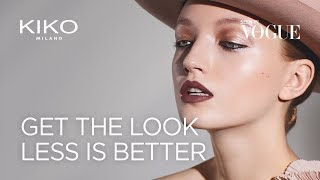 Less Is Better - Get the look | Kiko Milano
