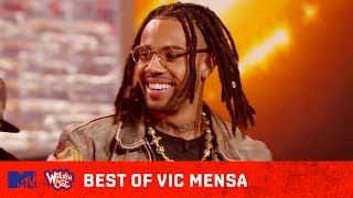 Best of Vic Mensa Sickest Freestyles, Hardest Jabs at Nick Cannon & More 🙌 Wild 'N Out