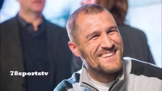 SERGEY KOVALEV WANTS VIRGIL HUNTER TO TRAIN HIM