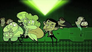 NEW Mr Bean Full Episodes ᴴᴰ The Best Cartoons! New Funny Collection 2016 - Pt 4