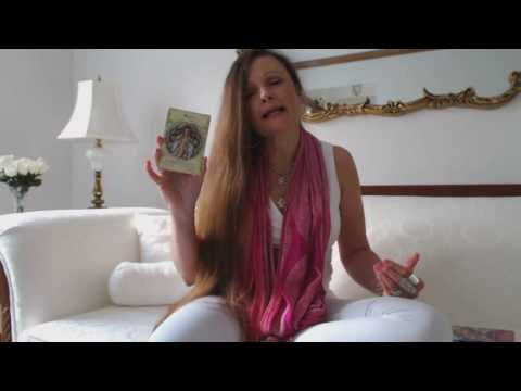 Free Daily Oracle & Tarot Intuitive Angel Card Reading - Tuesday June 7, 2016