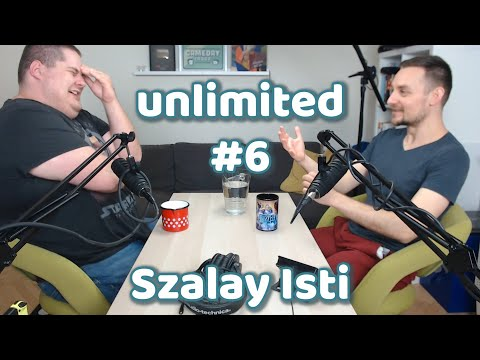 unlimited #6 - Szalay Isti