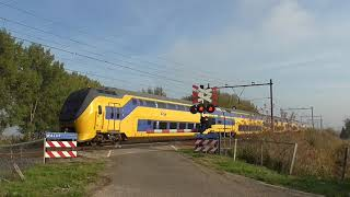 Spoorwegovergang Woensdrecht/ Passage a Niveau/ Railroad-/ Level Crossing/ Bahnübergang