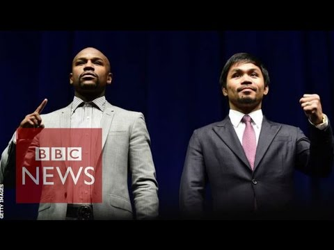 Mayweather v Pacquiao: Fight of the Century preview - BBC News