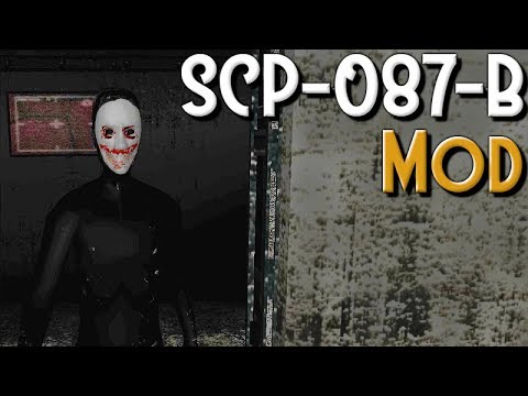 SCP Containment Breach - 087-B Mod (1/2)