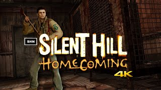 Silent Hill Homecoming  | Ultra HD 4K/60fps  | Game Movie Longplay Gameplay No Commentary