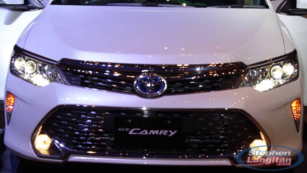 kapan all new camry masuk indonesia ukuran ban grand avanza toyota launching in youtube