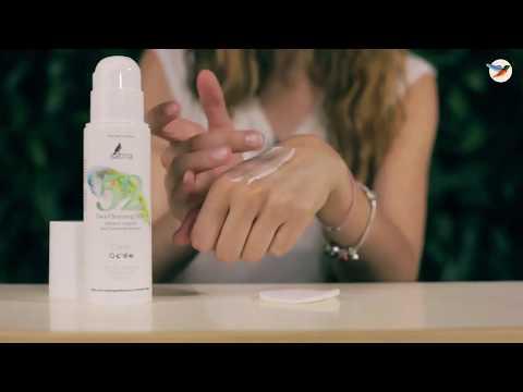Вопрос: Как пользоваться очищающим молочком?
