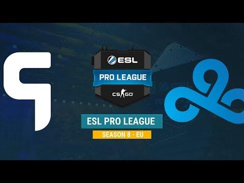 Ghost vs Cloud9 - ESL Pro League S8 NA - bo1 - de_inferno [SSW & MintGod]