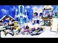Winter fun on snow 🎄 Lego Friends episode for kids in english 🎄 Funny story