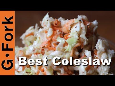 Best Coleslaw Recipe - GardenFork