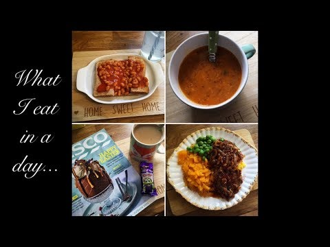 Slimming World | What I Eat In A Day | Day Six