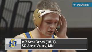 Seth Gross Highlights