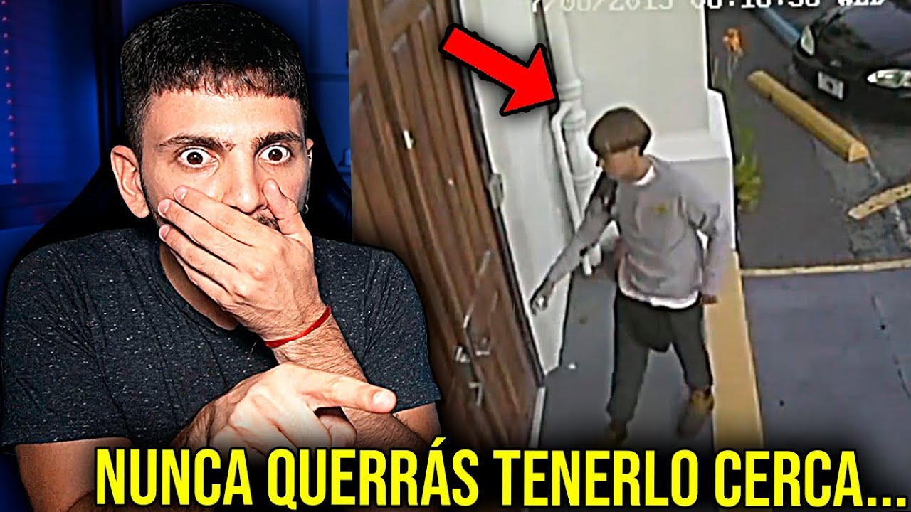 5 personas PERTURBADORAS que JAMAS QUERRAS CRUZARTE