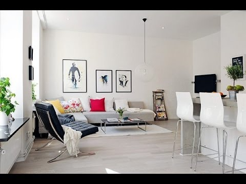 Modern Two Room Apartment in the Heart of Stockholm