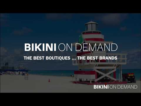 BIKINI ON DEMAND FEATURING MEI L'ANGE