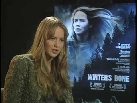 Jennifer Lawrence Winters Bone Interview