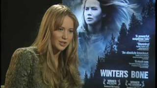 Jennifer Lawrence - Winter