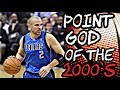 Jason Kidd - The NBA's Point GOD of the 2000's!