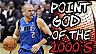 Jason Kidd - The NBA's Point GOD of the 2000's!