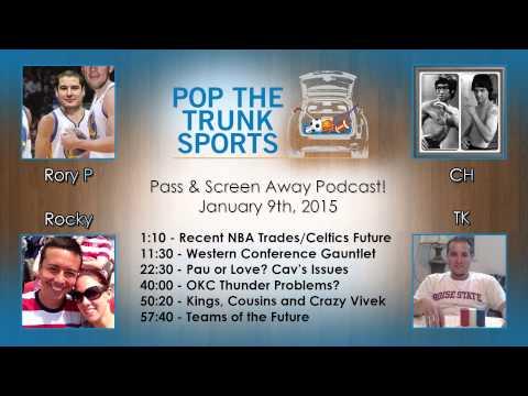 Pass & Screen Away - January 9 15 Podcast