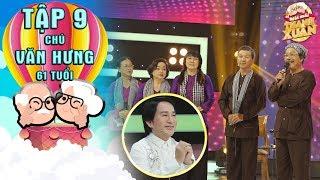 Mãi mãi thanh xuân | Tập 9: Kim Tử Long thích thú trước màn trình diễn của nhóm bạn thân hơn 40 năm