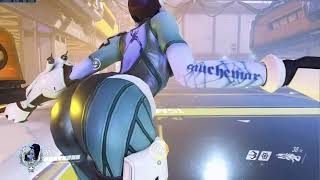 Overwatch- Widowmaker Booty pt2
