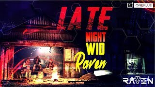 PUBG MOBILE Live || Chill Stream With Raven ( Must have Headphone ) || Powered by OnePlus