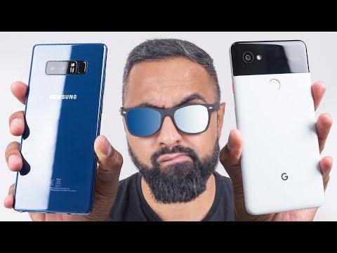 Download Youtube: Google Pixel 2 XL vs Samsung Galaxy Note 8