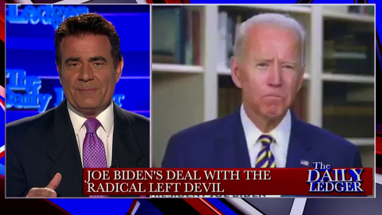 Stop the Tape! Biden's Deal with the Devil Part 1