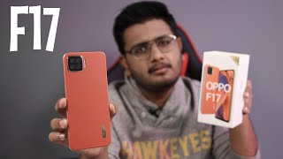 OPPO F17 Unboxing | Phone Khoobsurat to Hai!