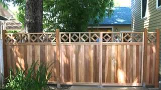 Decorative Fences For Front Yards | Fence Collection And Designs