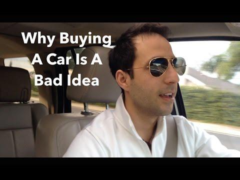 Why Buying A Car Is A Bad Idea - 동영상