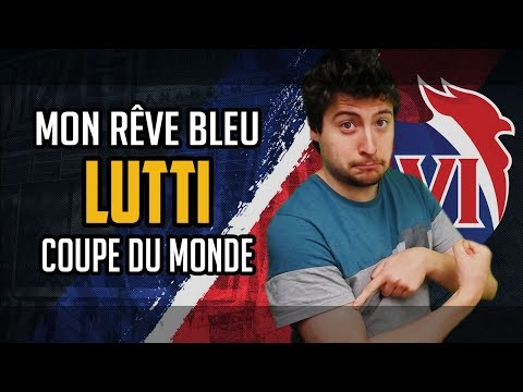 Lutti's whole new world for the 2018 Overwatch World Cup